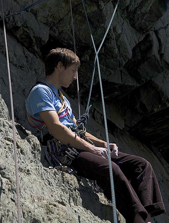 Mental skills for climbers