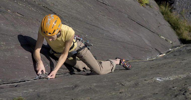 Climbing Cracks