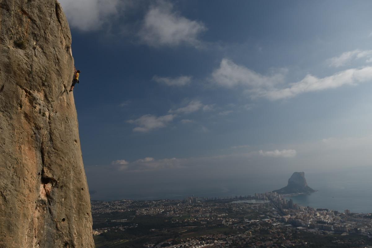 Costa Blanca Climbing Holiday