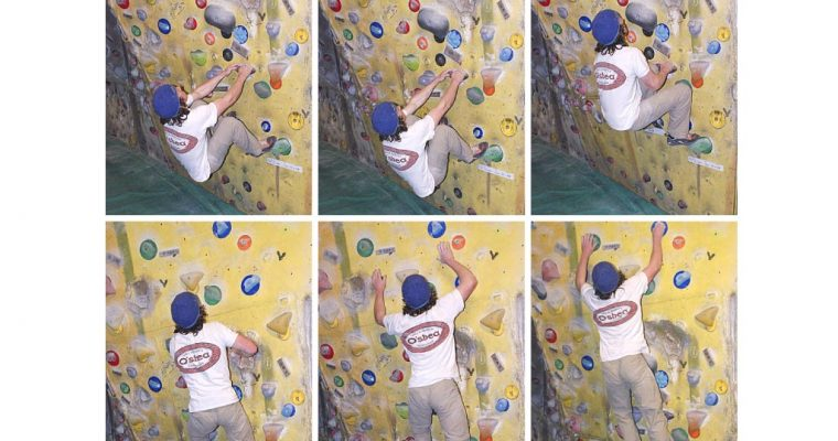 Jumping for Holds