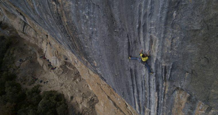 Climbing Tufas